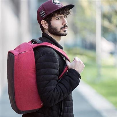 Crveni ranac, ruksak za devojke i momke