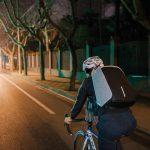 Torba, vožnja bicikla, osvetljenje