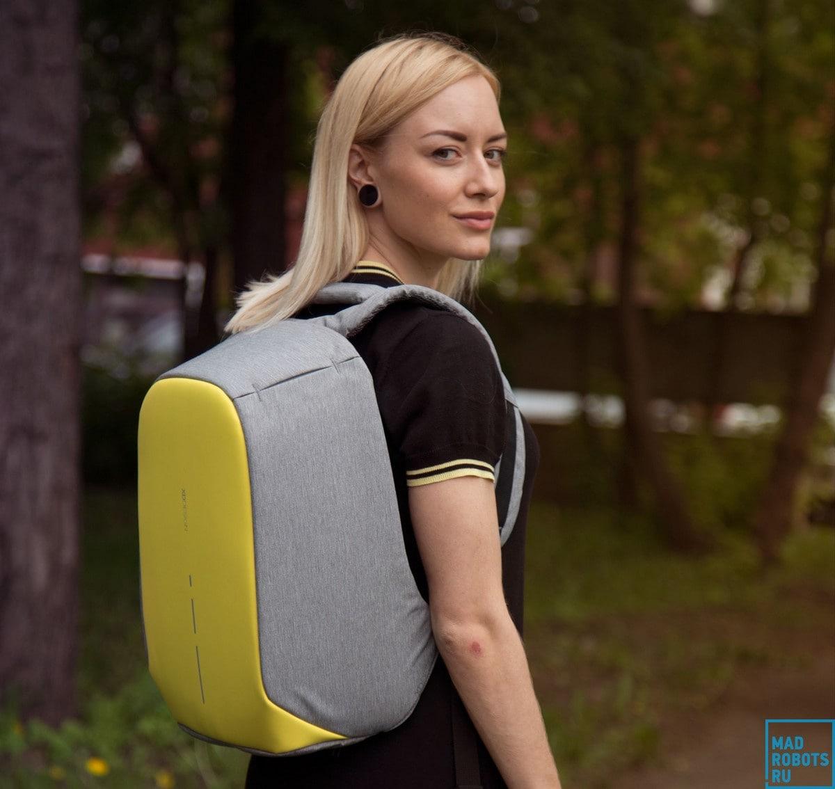 Ženska torba za laptop, Bobi kompakt