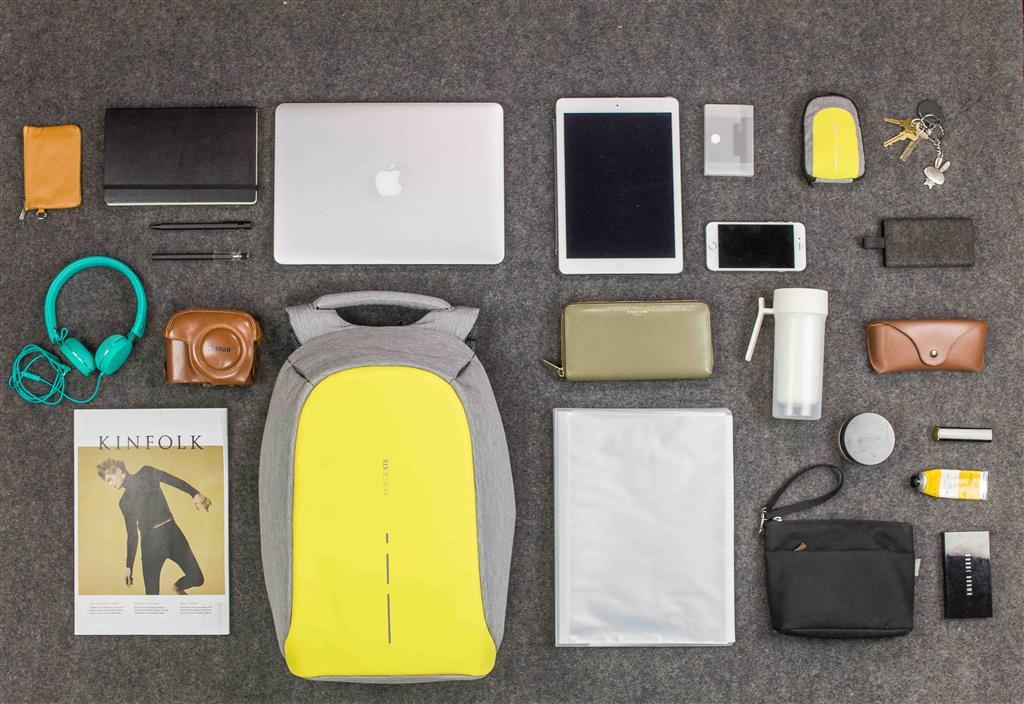 Prostor za stvari u rancu, prostran ruksak