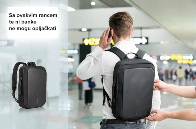 Sigurnosna torba za laptop