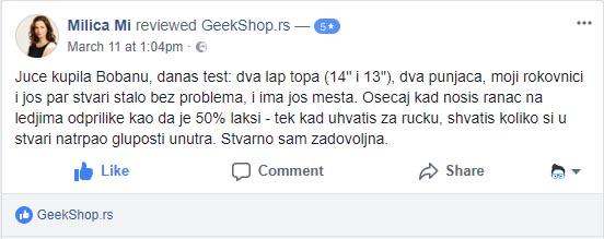 Ranac za laptop 14'' inča - Bobana
