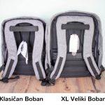 Bobby XL - ruksaci za laptopove od 17 inča