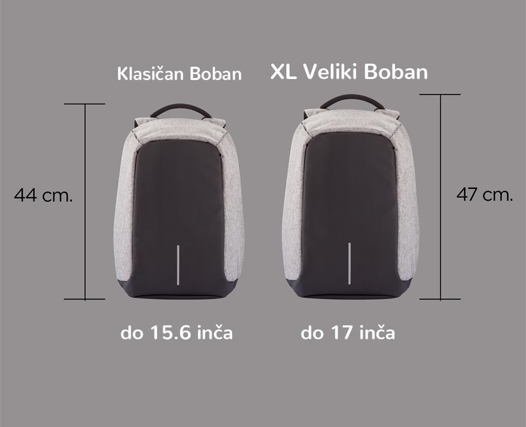 Torba za laptop od 17 inča - dimenzije