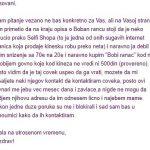 Selfi shop Facebook stranica Srbija - prevaranti