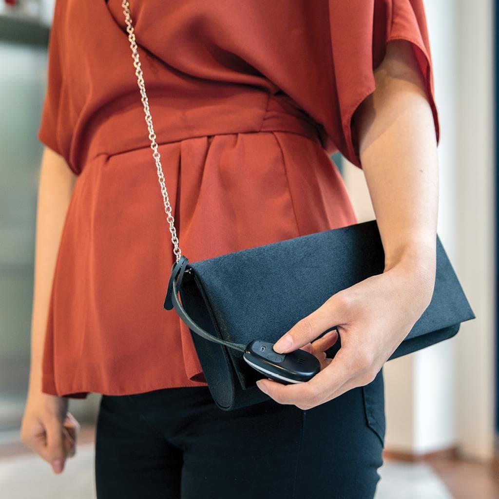 Keti - zaštitni ženski privezak za torbe i tašne 11