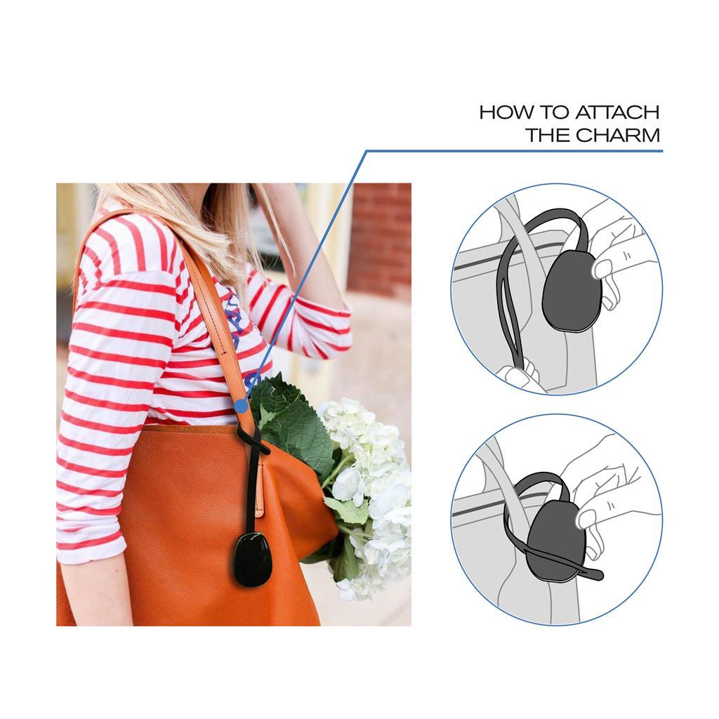 Keti - zaštitni ženski privezak za torbe i tašne 9